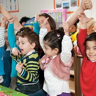 Preschooler Fun in November