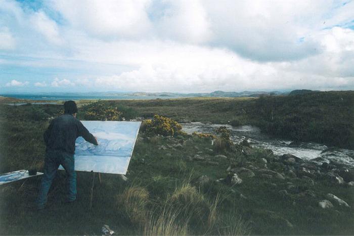 Hardy boy: the wild landscapes of James Morrison