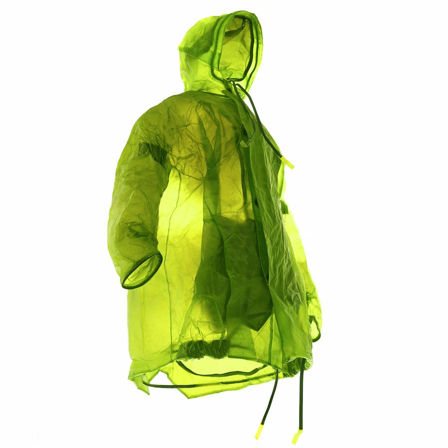 Sruli Recht develops world's first transparent leather for latest fashion collection
