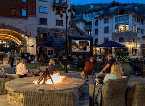 AUGUST 7 |�Movies Under the Stars: