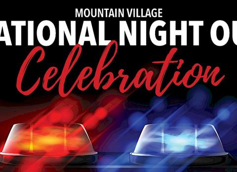 AUGUST 3 | National Night Out