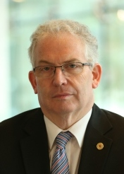 Tony O'Brien, Director General of the Health Service Executive (HSE)