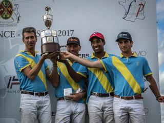 MENDOZA remporte le Trophée de la Haute Pommeraye