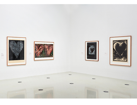 Image: Jim Dine: A Life in Print at National Gallery Victoria