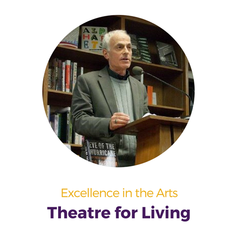 Theatre for Living, Excellence in the Arts