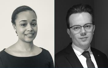 3PB Family takes on two new junior tenants: Ria Herbert and Sam Pentony
